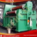 LNG气瓶专用卷板机生产线 全自动四辊卷板机