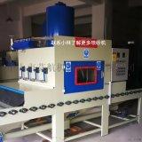 杭州喷砂机 卫浴门批量打砂处理自动喷砂机