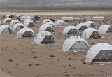 景区豪华露营星空帐篷酒店