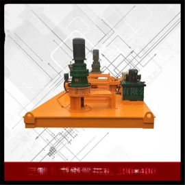 陕西西安全自动工字钢弯曲机/槽钢弯曲机工作方式