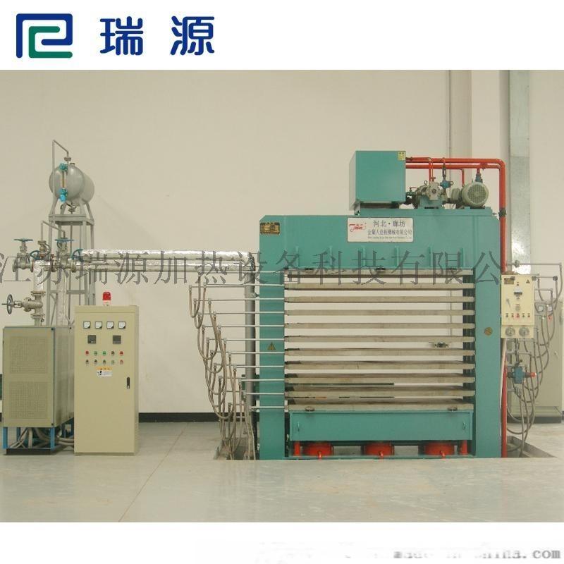 现货电加热导热油炉 双面贴电加热油炉 导热油加热器