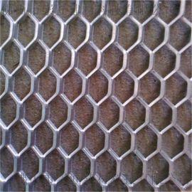 装饰铝网板规格菱形铝网板幕墙