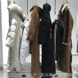 上海一线剪标品牌昆诗兰女装品牌走份批发