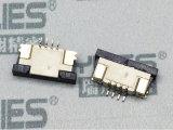 450-1.0mm FPC连接器 插座下接式连接器