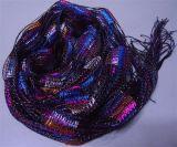 外貿多用途彩色絲巾