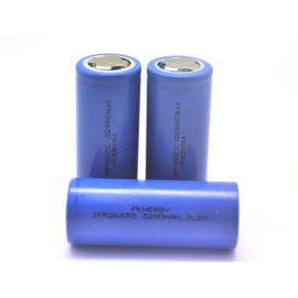 厂家定制磷酸铁**电池14500 18500 18650 26650电池 3.2V铁**电池
