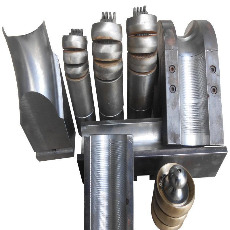 液压弯管机模具 厂家直销圆管铜防皱模 芯棒 弯管模具配件加工