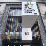 江蘇訂製彩色門頭鋁方通 外牆鋁方通幕牆天花 鋁方通生產基地
