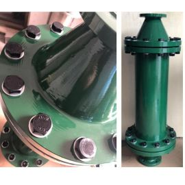 煤矿管道磁化除垢器 碳钢不锈钢  磁化除垢器