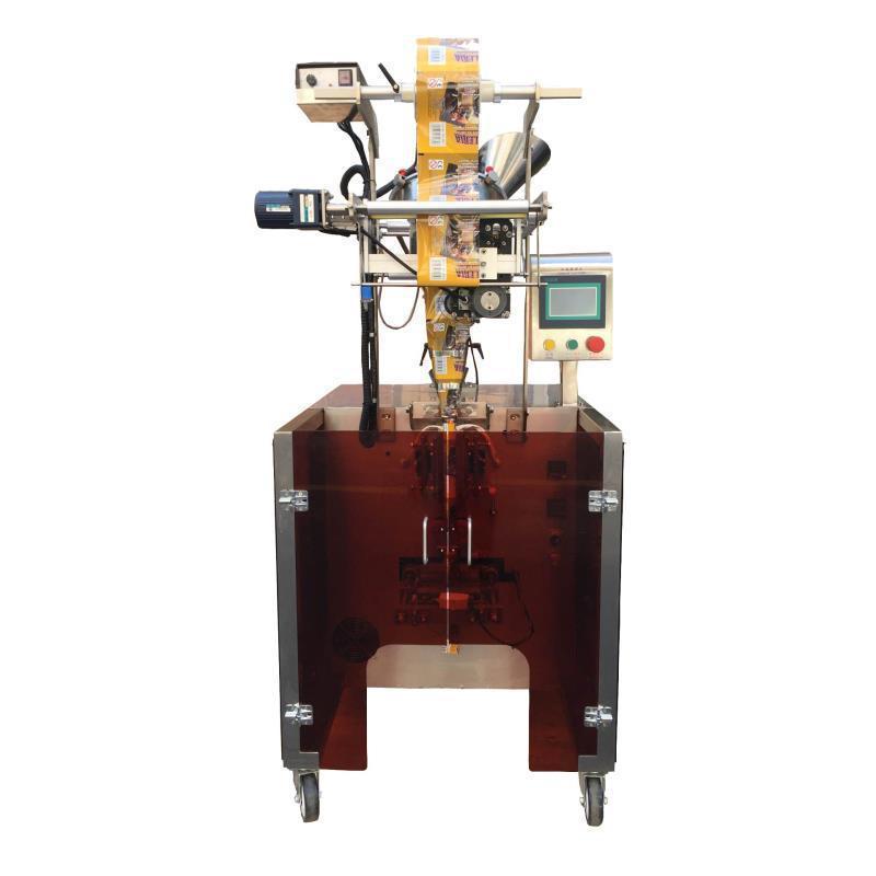 钦典60立式三七粉自动包装机 破壁灵芝孢子超微粉小袋包装机