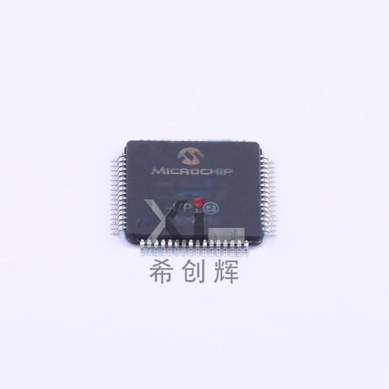 微芯DSPIC33FJ128MC506A-I/PT