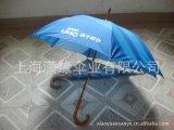 长柄自动伞 广告直杆雨伞 自动伞 厂家订做木杆铁杆加LOGO的雨伞