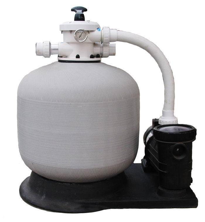 一体化过滤器砂缸