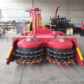 新疆新型悬挂式棉花杆收获机割台牧牛新型青贮机价格