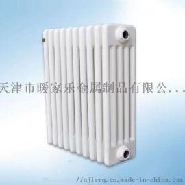 天津家用壁挂钢五柱散热器集中采暖可定制