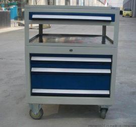 车间工具存放车定制,移动工具车厂家,带挂板工具车图片