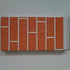 岗亭用保温板 聚氨酯保温装饰板