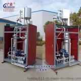 江苏瑞源 厂家直销【广益】 60kw立式带冷却器油炉 电加热 导热油炉
