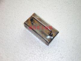强力磁铁磁力板带把手火车轮船用吸力磁铁板强磁板大块磁铁