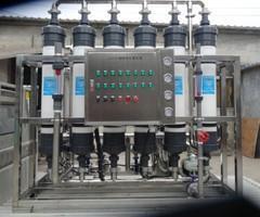 15T/H单级反渗透纯水机 工业用反渗透
