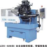 LDX-028(B)全自动数控双磨头带锯、框据侧角磨齿机/全自动数控合金带锯条/合金框锯条倒(后)角磨齿机/数控合金带锯条磨齿机/硬质合金锯条自动磨齿机生产厂家