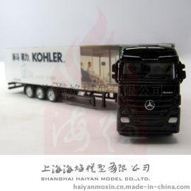 1: 87科勒货柜车模型可批量定制