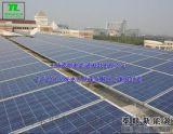 泰联河南-江苏宜兴10MW商业屋顶太阳能光伏发电站系统安装案例