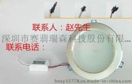 LED筒灯 家装筒灯 工装筒灯 3W5W7W9W12W高亮度高显指 无辐射 不刺眼筒灯