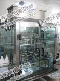 济南灌装机-莱芜大豆油袋装灌装机-软包装油类灌装机