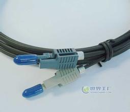 Agilent安捷伦 HFBR-RNS001Z HFBR-RNS005Z塑料光纤跳线