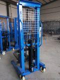 液壓手動裝卸車 簡易搬運車 手扶液壓堆高車