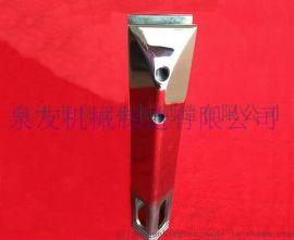 厂家直销澳大利亚2205/316L不锈钢落地游泳池玻璃夹 精密铸造加工