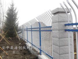 厂家直销公园外墙围栏网,园林绿化工艺护栏,锌钢护栏价格,铁艺栅栏厂家。