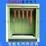 泰开电气一进三出带避雷器35KV高压电缆分支箱