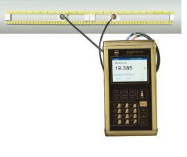 建恒DCT1288i便携式超声波流量计及流量分析仪