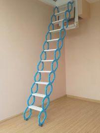 佳美阁楼伸缩楼梯整体家装楼梯折叠梯北京伸缩楼梯