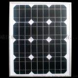 太陽能電池板 單晶矽50w 太陽能組件