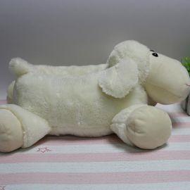 MYZ15毛绒创意绵羊纸巾盒 创意公仔家居系列