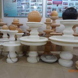 鑫泽雕刻厂现货供应室内流水风水球喷泉