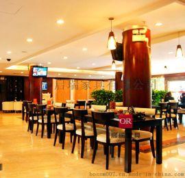 批发咖啡厅西餐厅KTV卡座奶茶火锅店饭店双人卡座沙发桌椅组合