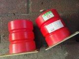 電梯配件紅色聚氨酯緩衝器,瀋陽東陽緩衝器地彈簧 貨梯緩衝膠 HYD-A-11