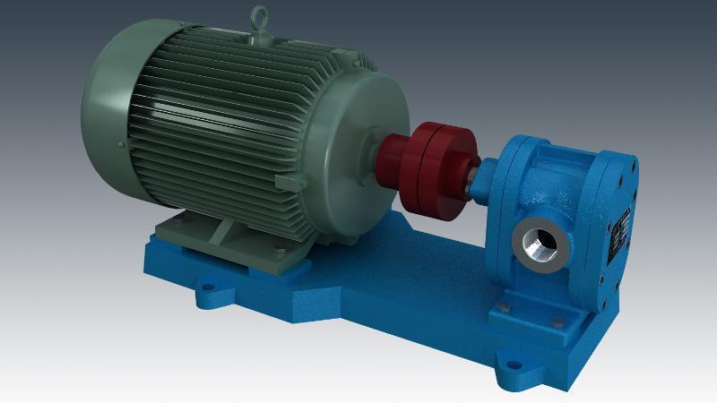 (泊泵)2CY型齿轮泵