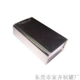 揭阳市长方形铁盒生产厂家