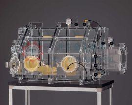 全丙烯酸树脂(亚克力、有机玻璃)真空手套箱