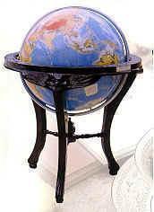 全纸质地球仪 - MDZ620CZ-2