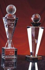 水晶奖杯,水晶玻璃礼品