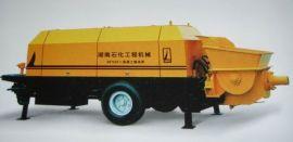 混凝土输送泵 - HBT