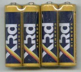 五号,七号铁壳电池