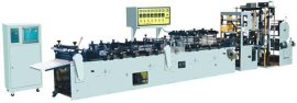 微机控制高速三边封、中封、站立袋制袋机(FBD-350/400/550)