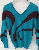 電腦針織提花衫(KL2004-S18)